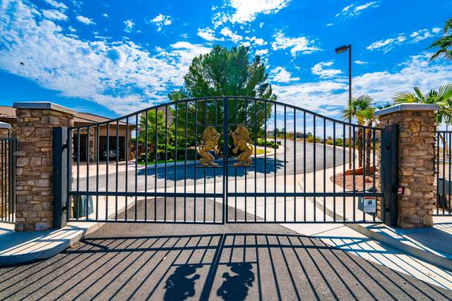 1225 W Crest Rd, Washington, UT 84780 (MLS #21-226112) :: The Real Estate Collective