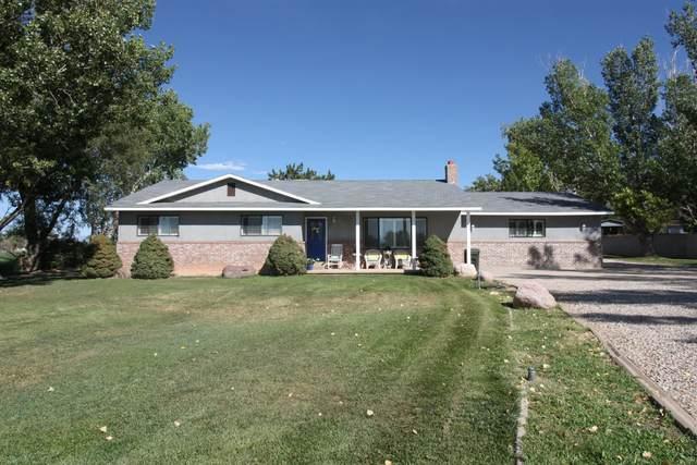 3922 N Minersville Hwy, Cedar City, UT 84721 (MLS #21-226153) :: Diamond Group