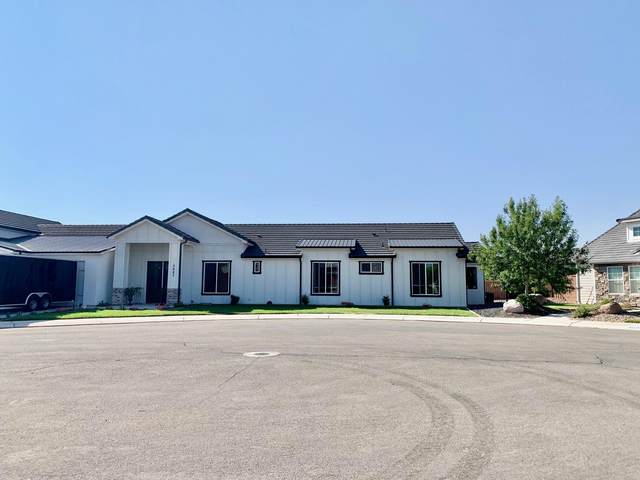 3687 W 2540 S, Hurricane, UT 84737 (MLS #21-226182) :: Hamilton Homes of Red Rock Real Estate & ERA Brokers Consolidated