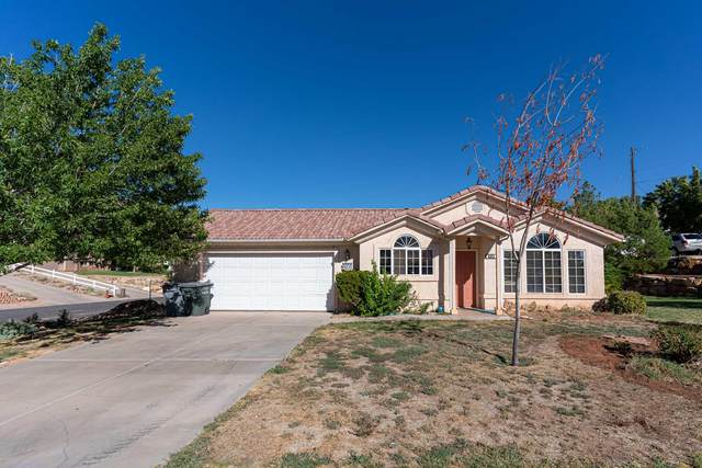 605 Staheli Dr, Washington, UT 84780 (MLS #21-226188) :: The Real Estate Collective