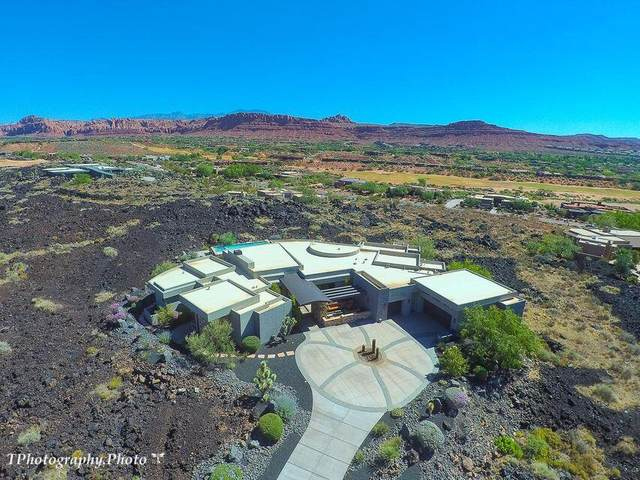 2226 N Tacheene Dr, St George, UT 84770 (MLS #21-226195) :: The Real Estate Collective