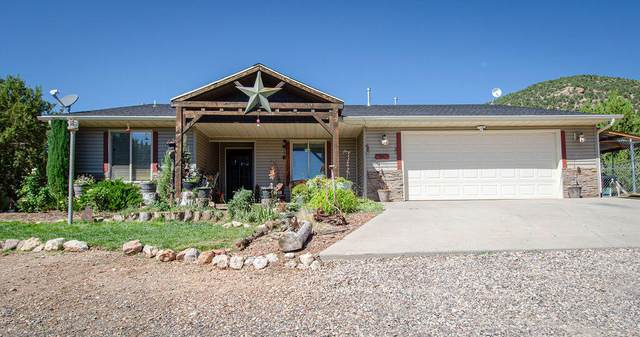 511 E Cottontail, Central, UT 84722 (MLS #21-226222) :: eXp Realty