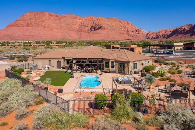 15 S Docena Dr, Ivins, UT 84738 (MLS #21-226229) :: Kirkland Real Estate | Red Rock Real Estate