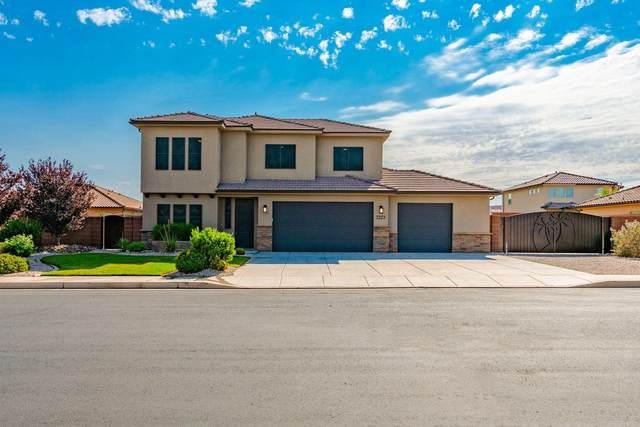 3223 2950 E, St George, UT 84790 (MLS #21-226236) :: Sycamore Lane Realty Co.