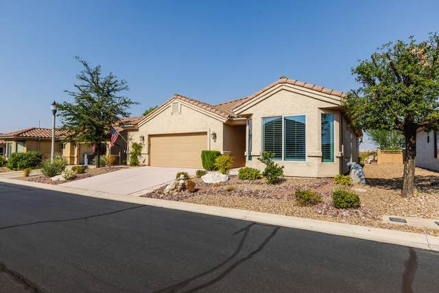 4227 S Cantamar Dr, St George, UT 84790 (MLS #21-226247) :: Red Stone Realty Team
