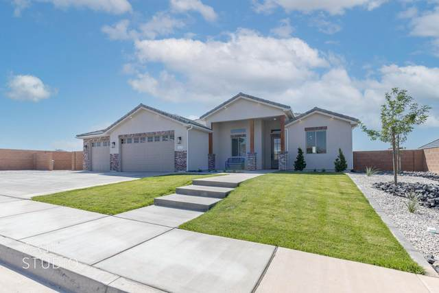 2628 S 3210 E, St George, UT 84790 (MLS #21-226259) :: Red Stone Realty Team