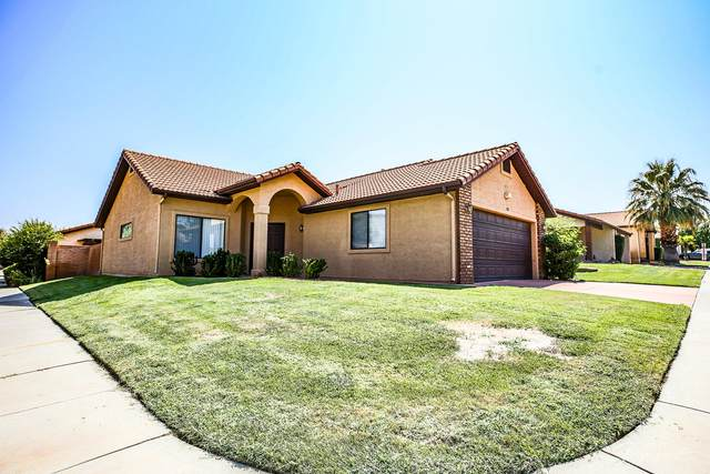 545 S Valley View Dr #80, St George, UT 84770 (MLS #21-226276) :: Sycamore Lane Realty Co.