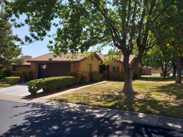 843 Clubhouse Way, St George, UT 84770 (MLS #21-226301) :: Selldixie