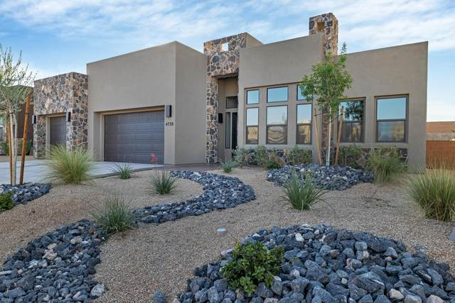 4738 N White Rocks Dr, St George, UT 84770 (MLS #21-226303) :: The Real Estate Collective