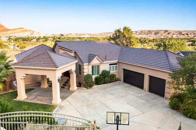 671 Escalante Dr, St George, UT 84790 (MLS #21-226312) :: The Real Estate Collective