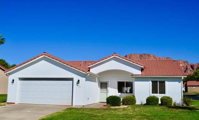 517 E Padre Lakes Dr, Ivins, UT 84738 (MLS #21-226314) :: Kirkland Real Estate | Red Rock Real Estate