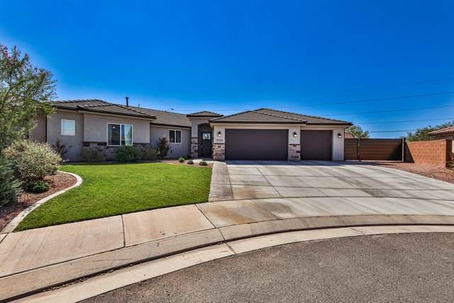 3026 E 2805 S Cir, St George, UT 84790 (MLS #21-226319) :: Kirkland Real Estate | Red Rock Real Estate