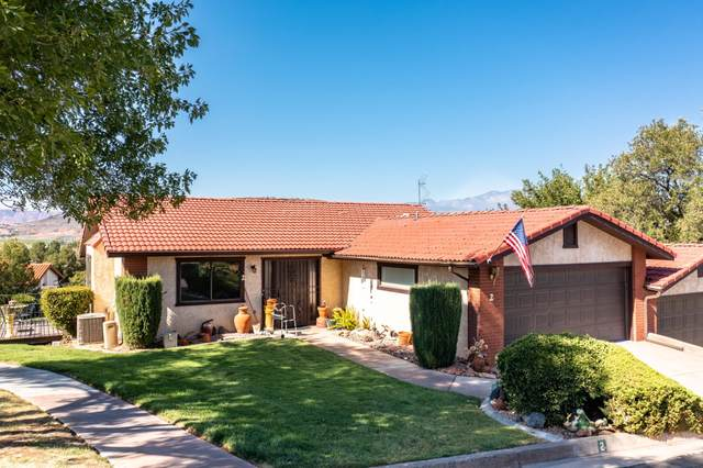 2150 S Balboa Way #2, St George, UT 84770 (MLS #21-226320) :: Kirkland Real Estate | Red Rock Real Estate