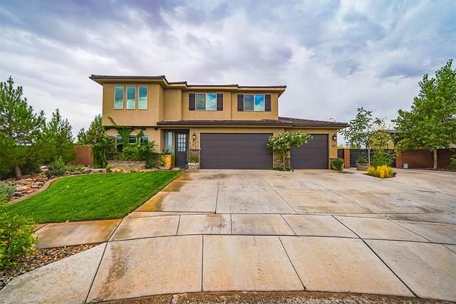157 Kensington Way, Washington, UT 84780 (MLS #21-226322) :: Kirkland Real Estate | Red Rock Real Estate