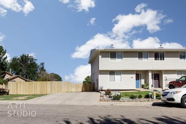 366 W Pinecone Dr, Cedar City, UT 84720 (MLS #21-226324) :: eXp Realty