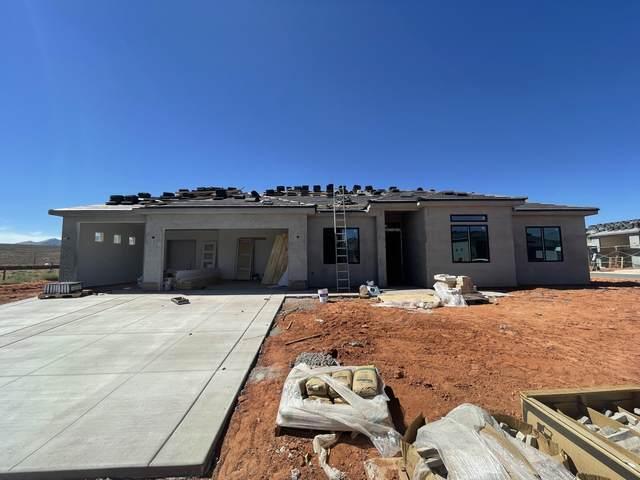 592 S Desert Shelter Dr, Ivins, UT 84738 (MLS #21-226332) :: eXp Realty