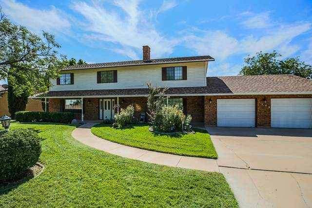 1265 Baneberry Dr, St George, UT 84790 (MLS #21-226346) :: eXp Realty