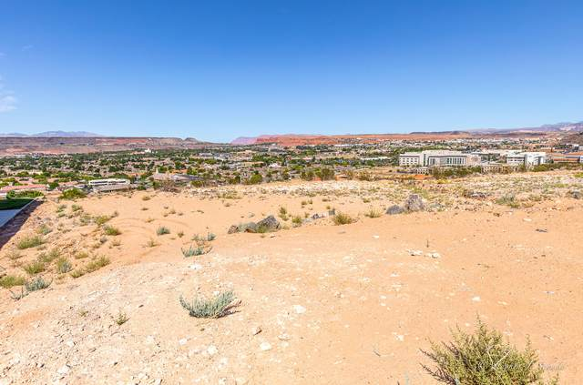 South Rim At Foremaster Ridge Lot 62, St George, UT 84790 (MLS #21-226363) :: Red Stone Realty Team