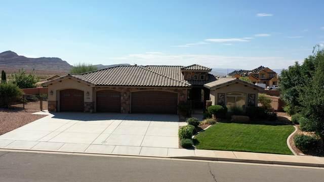 1364 E Galilee Way, Washington, UT 84780 (MLS #21-226365) :: Kirkland Real Estate | Red Rock Real Estate