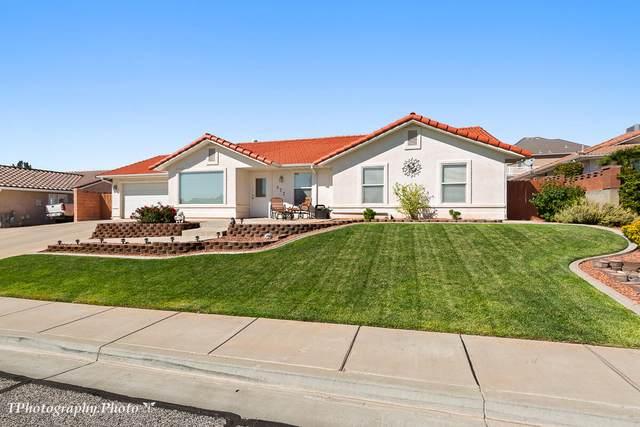 477 N 2140 Cir E, St George, UT 84790 (MLS #21-226375) :: Kirkland Real Estate | Red Rock Real Estate