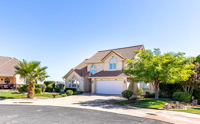 2131 S Harmony Cir, St George, UT 84790 (MLS #21-226385) :: Kirkland Real Estate | Red Rock Real Estate