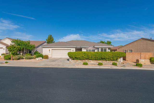 4466 S Peaceful River Dr, St George, UT 84790 (MLS #21-226395) :: Selldixie