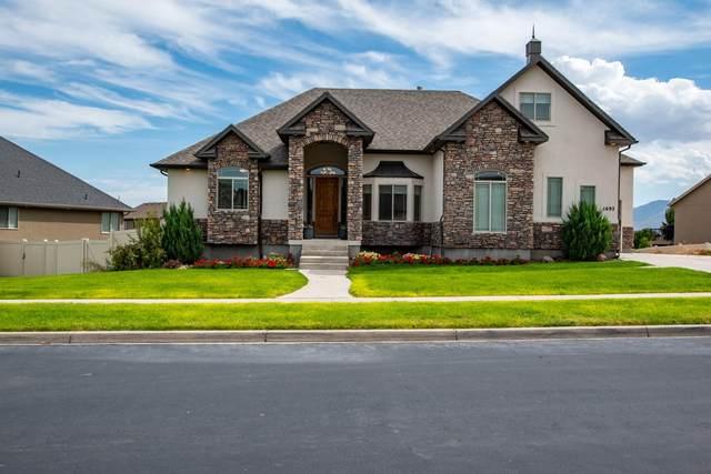 1692 N Sage Ln, Saratoga Springs, UT 84045 (MLS #21-226442) :: Julia DeMarce The Dream Team