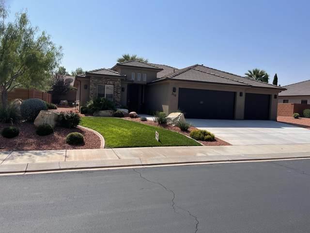 310 E Desert Gardens Ln, Ivins, UT 84738 (MLS #21-226485) :: eXp Realty