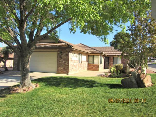 906 W Sir Monte Dr, St George, UT 84770 (MLS #21-226511) :: The Real Estate Collective