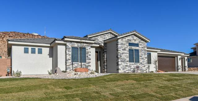 2021 E Cozy Cactus Ln, St George, UT 84790 (MLS #21-226567) :: Kirkland Real Estate | Red Rock Real Estate