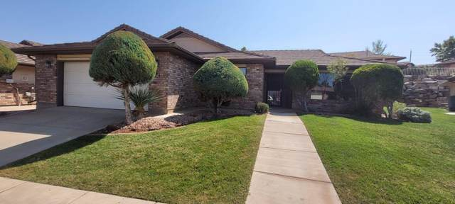 861 Hampton Rd, St George, UT 84770 (MLS #21-226592) :: The Real Estate Collective