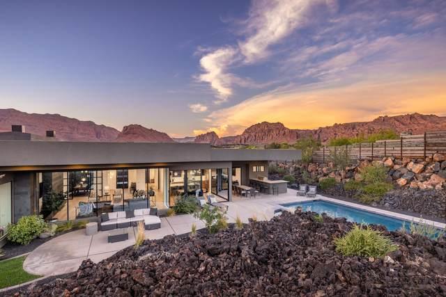 1500 E Split Rock #114, Ivins, UT 84738 (MLS #21-226594) :: The Real Estate Collective