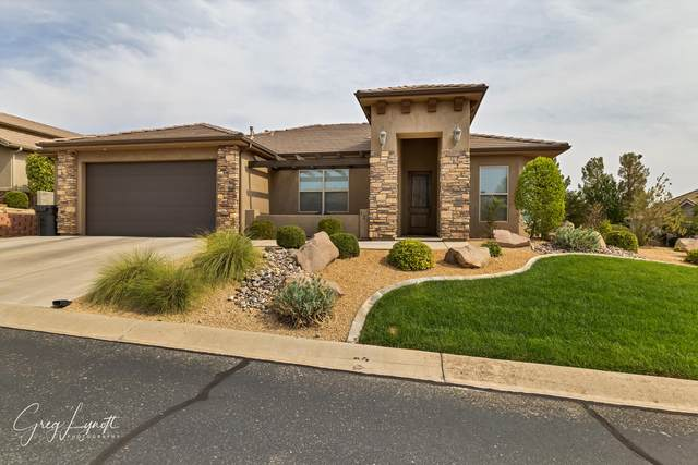 1630 E 2450 S #127, St George, UT 84790 (MLS #21-226595) :: The Real Estate Collective