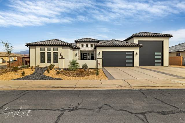 3512 W 2530 S, Hurricane, UT 84737 (MLS #21-226597) :: The Real Estate Collective