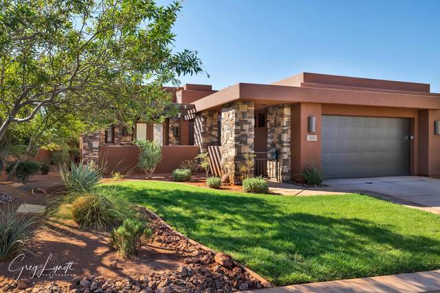 2139 W Cougar Rock #163, St George, UT 84770 (MLS #21-226610) :: The Real Estate Collective