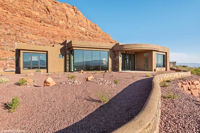 3052 N Snow Canyon Parkway #218, St George, UT 84770 (MLS #21-226639) :: The Real Estate Collective