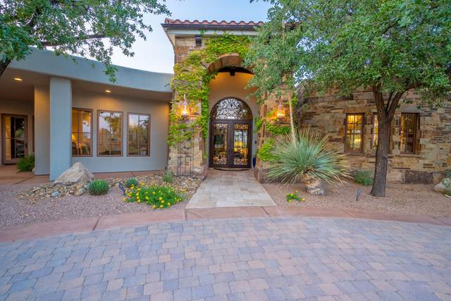 2110 W Long Sky Dr, St George, UT 84770 (MLS #21-226640) :: Red Stone Realty Team