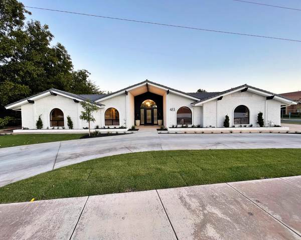 483 S Valley View Dr, St George, UT 84770 (MLS #21-226653) :: Kirkland Real Estate | Red Rock Real Estate