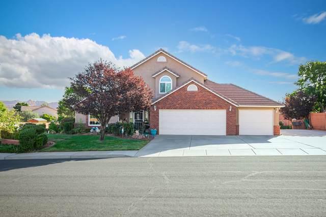 2248 Jacob Dr, Santa Clara, UT 84765 (MLS #21-226658) :: The Real Estate Collective