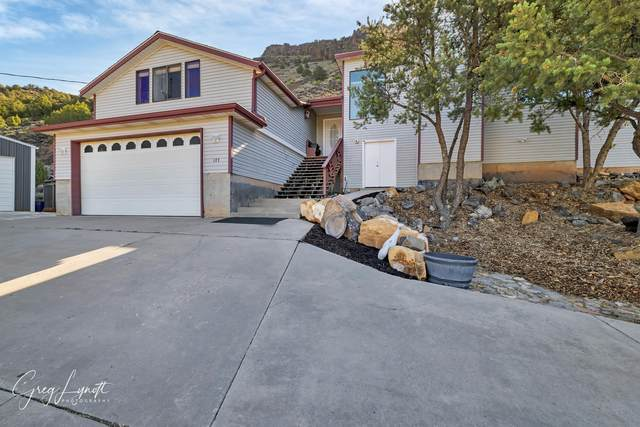 177 S Stagecoach, Brookside, UT 84782 (MLS #21-226693) :: The Real Estate Collective