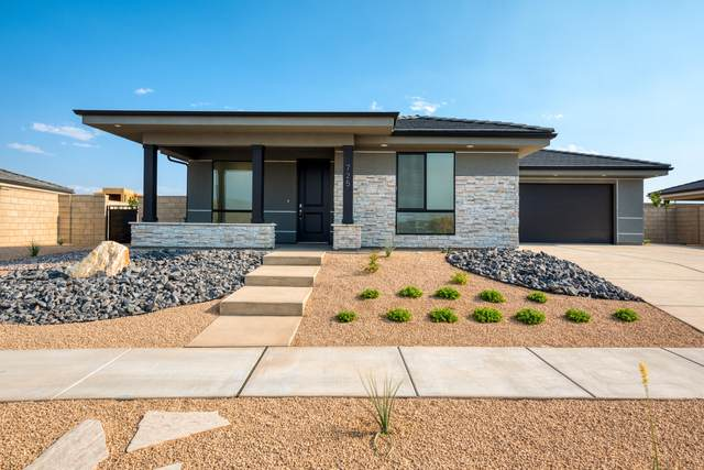 720 W Rust Bluff Dr, St George, UT 84790 (MLS #21-226761) :: Red Stone Realty Team