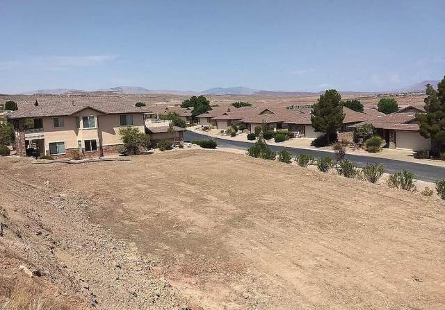 805 Hampton Rd #157, St George, UT 84770 (MLS #21-226777) :: The Real Estate Collective