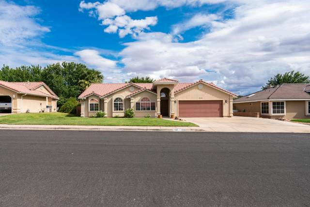 945 S 660 E, St George, UT 84790 (MLS #21-226796) :: Red Stone Realty Team