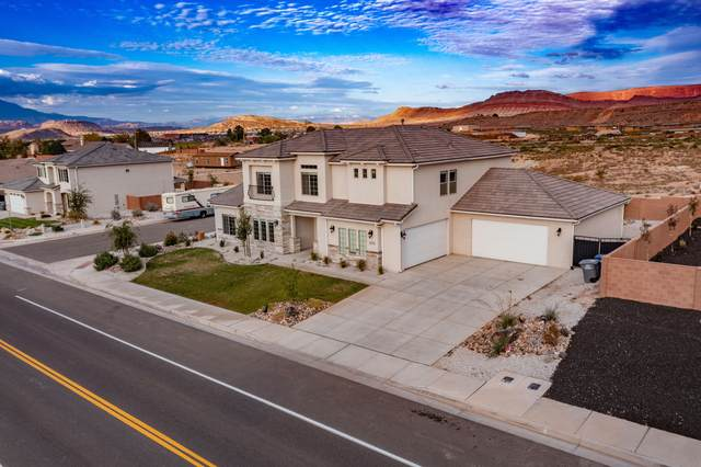 2775 S 3210 E, St George, UT 84790 (MLS #21-226809) :: The Real Estate Collective