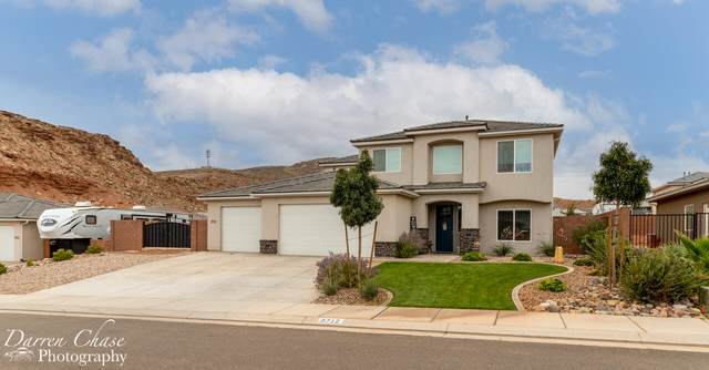 3712 E Iron Springs Dr, St George, UT 84790 (MLS #21-226816) :: The Real Estate Collective
