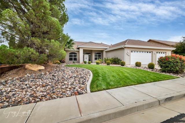 1604 E 10 S, St George, UT 84790 (MLS #21-226829) :: Red Stone Realty Team