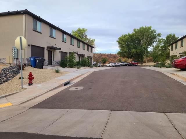 184 W 300 N #5, Washington, UT 84780 (MLS #21-226831) :: The Real Estate Collective