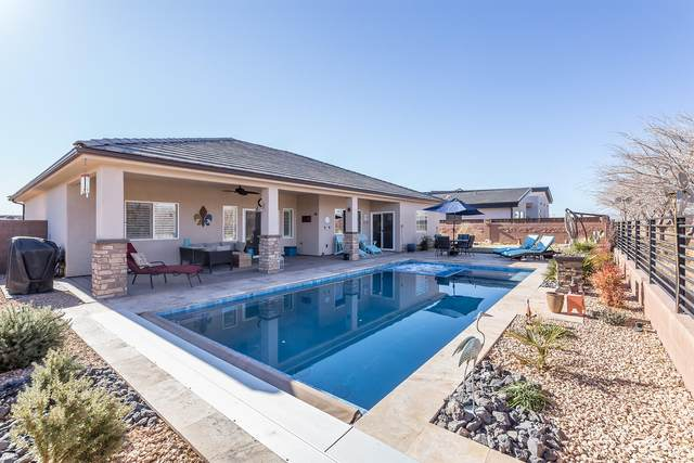 3428 W 2370 Cir S, Hurricane, UT 84737 (MLS #21-226832) :: The Real Estate Collective