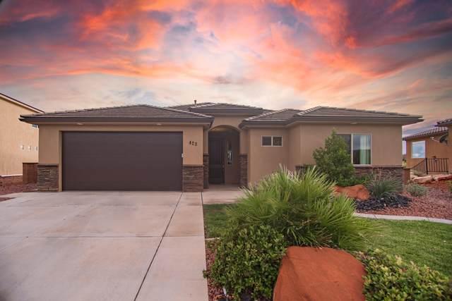 423 N Creek Ridge Dr, Washington, UT 84780 (MLS #21-226841) :: The Real Estate Collective