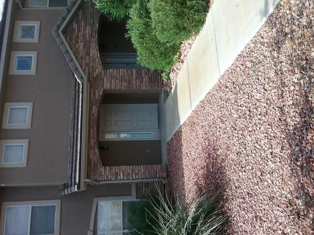3155 S Hidden Valley Dr #313, St George, UT 84790 (MLS #21-226856) :: Kirkland Real Estate | Red Rock Real Estate